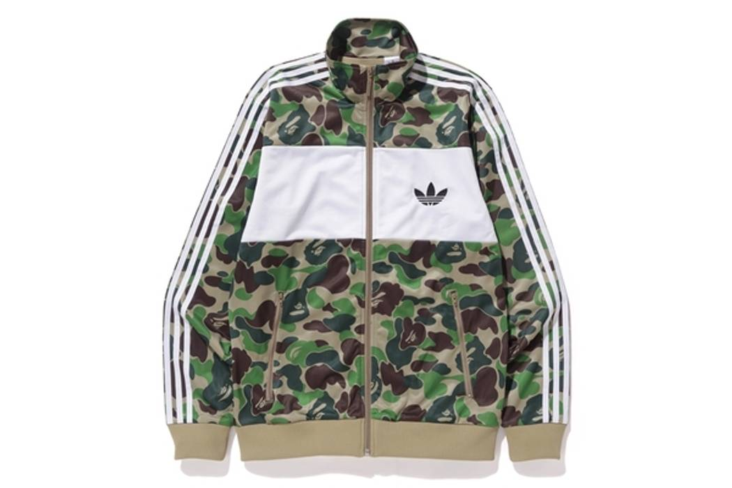 8089f8924b2b Bape Bape x Adidas Firebird Jacket Size xl - Light Jackets for Sale ...