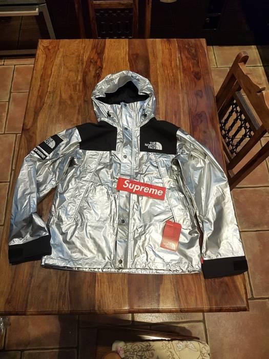 Supreme Supreme X The North Face Jacket Metallic Size M Parkas For