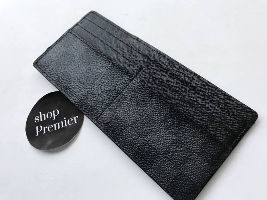 ce063501767a Louis Vuitton Louis Vuitton Modulable Cardholder Insert in Damier Graphite  Size ONE SIZE - 4