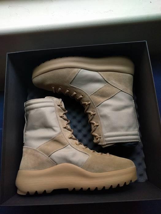 bb68708eb Yeezy Season. Yeezy Season 3 Military Boot Rock Tan. Size  US 10   EU 43