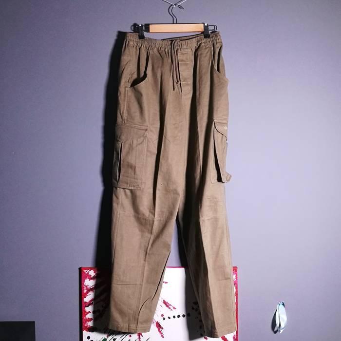 Carhartt Airwalk Cargo Trousers Pants M Medium Cotton Skate Military ... 60763674df94