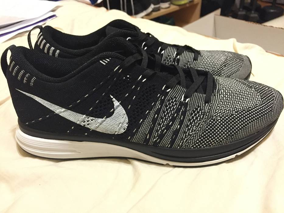 Nike Nike Flyknit Trainer Black Rep Size 8.5 - Low-Top Sneakers for ... a9185a6a5