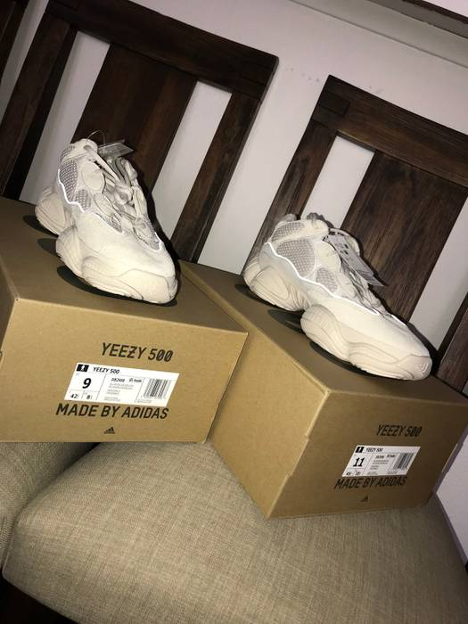 8c4ebe6a2ac51 Adidas Kanye West Yeezy Blush 500 Size 9 - Low-Top Sneakers for Sale ...