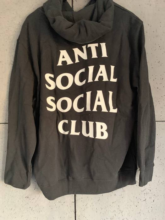 f4b2b68d1ade Antisocial Social Club. Assc Mindgames Hoodie. Size  US M   EU 48-50 ...