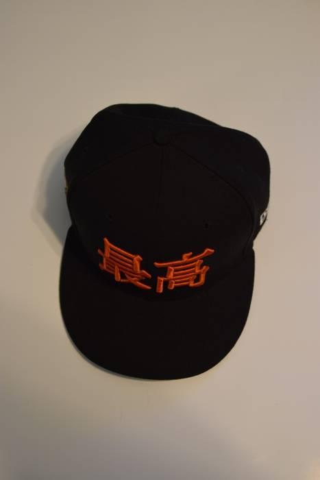 Supreme Supreme Kanji Logo Hat Size l - for Sale - Grailed 54dbf977135
