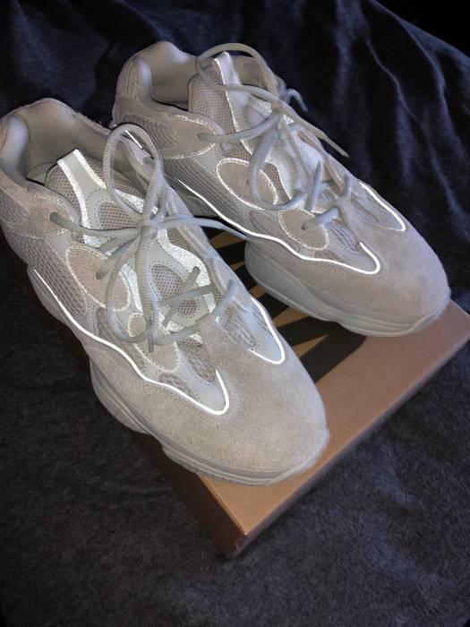 "f4cff063bfab5 Yeezy Boost Yeezy 500 ""Salt"" Size 12 - Low-Top Sneakers for Sale ..."
