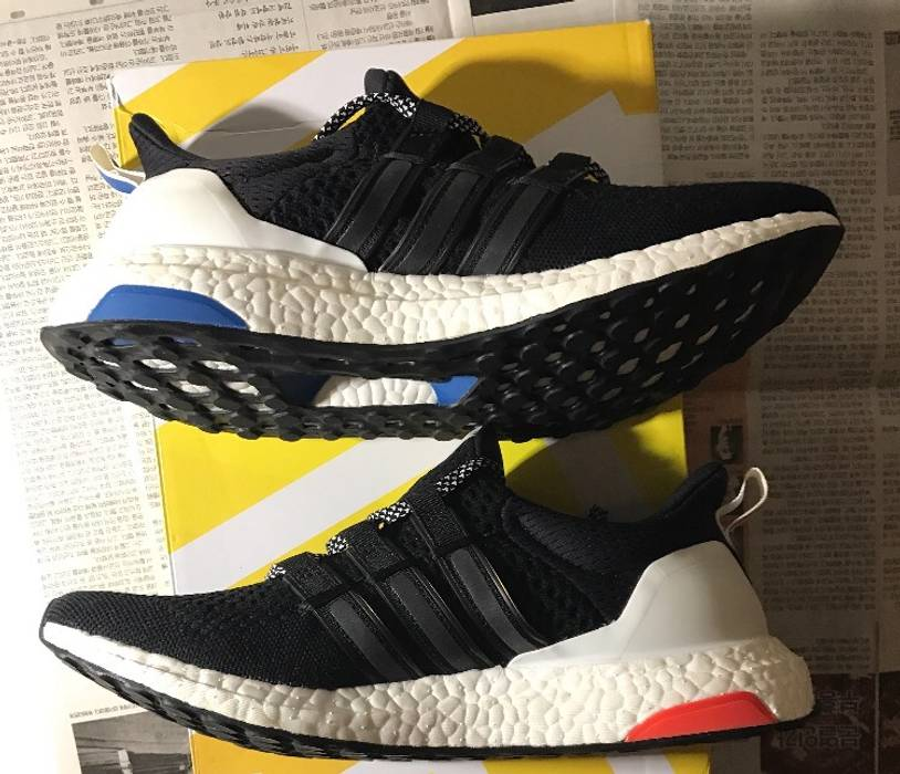 6714747f40725 Adidas Adidas x Wood Wood Ultra Boost Size 8.5 - Low-Top Sneakers ...
