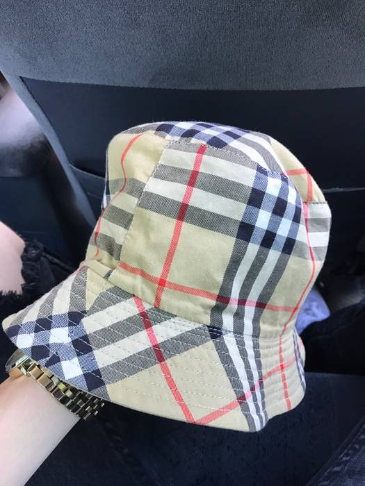 Burberry Reversible Burberry Bucket Hat Size one size - Hats for ... 17adf1ab360