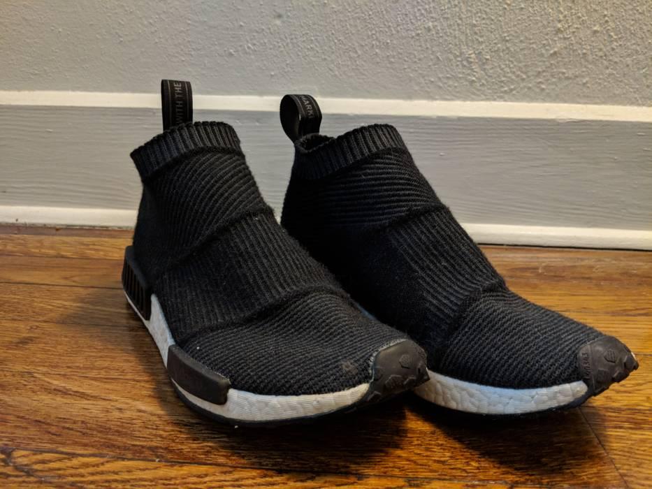 Adidas NMD City Sock - Winter Wool Black Size 9.5 - Low-Top Sneakers ... aeec4123d