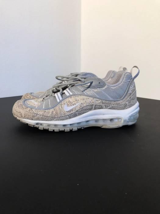 Supreme Nike X Supreme Air Max 98 Snake Size 7 - Low-Top Sneakers ... f9f5824ae3b4