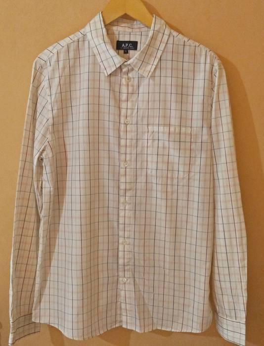 fc84649dc28 A.P.C.. A.P.C shirt Size L not Isey miyake balmain prada undercover chanel  gucci