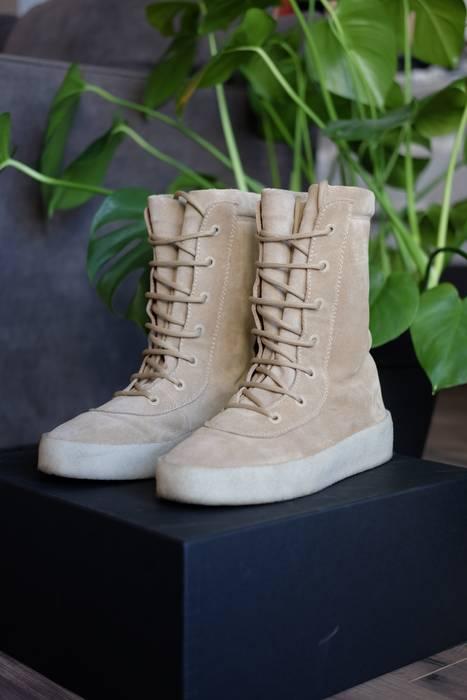 87ab9e5bf0cec Yeezy Season Yeezy Season 2 Crepe Boot Size 11 - Boots for Sale ...