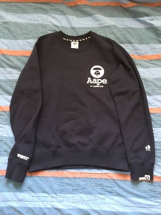 Bape Somewhere In The AApe Universe Crewneck Size m - Sweatshirts ... 1a278b3fe