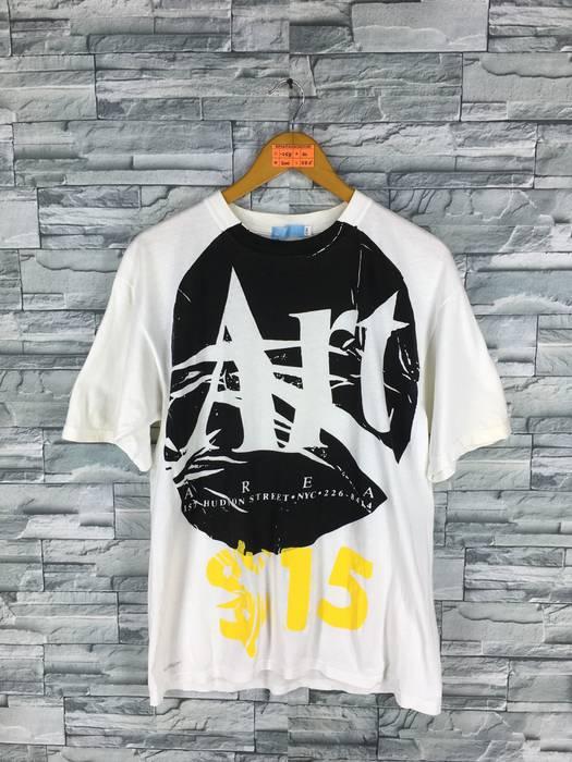 a13e11e00 Vintage Vintage Andy Warhol T Shirt Medium 90s Andy Warhol Pop Art