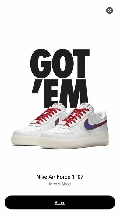 9dda8e61d524 Nike Air Force 1 De Lo Mio Size 10.5 - Low-Top Sneakers for Sale ...