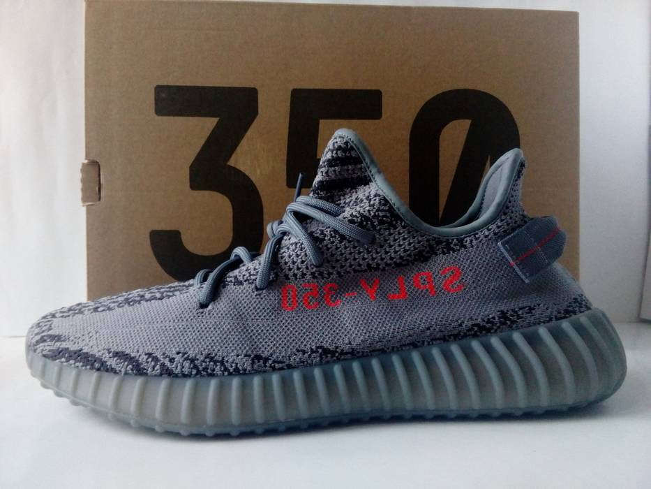 Yeezy Boost Adidas Yeezy Boost 350 V2 Beluga 2.0 Size 11 - Low-Top ... 3f322d64d