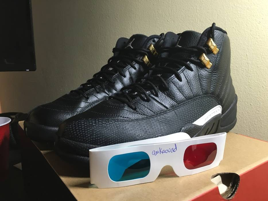 16b743ce5357 Jordan Brand Air Jordan 12 Retro Masters Size 9 - Hi-Top Sneakers ...