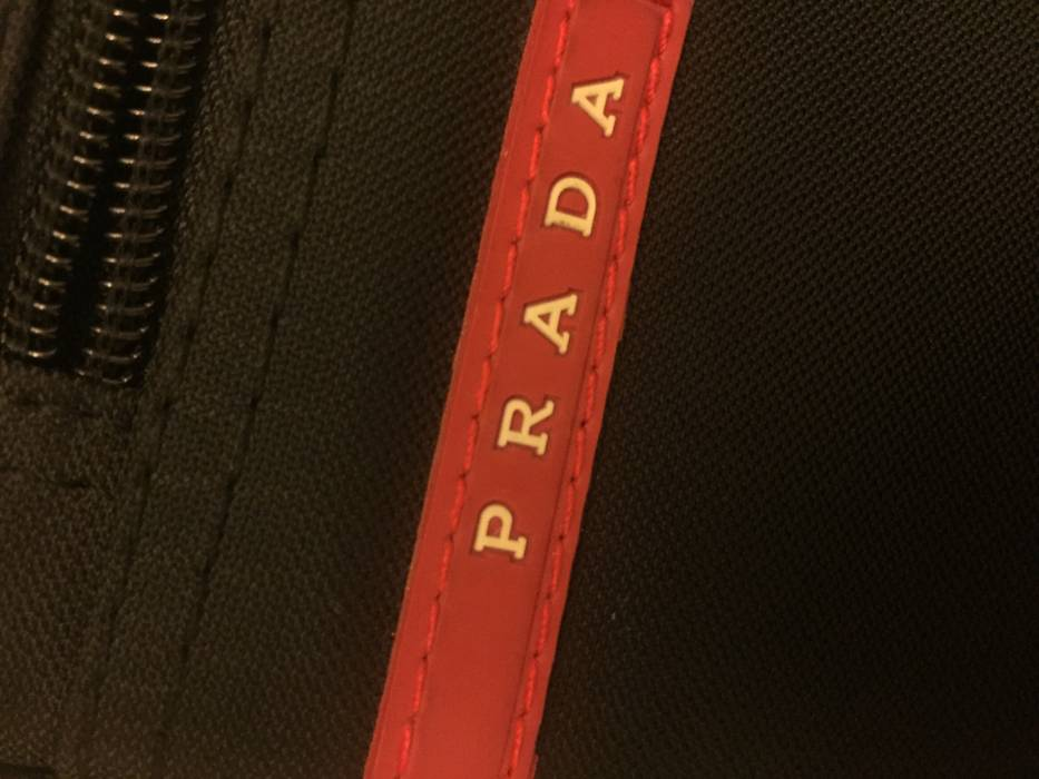 fe4fdf1f08 Prada  FINAL DROP  Prada Bag Suitcase Crossbody Shoulder Strap Laptop Size  ONE SIZE -