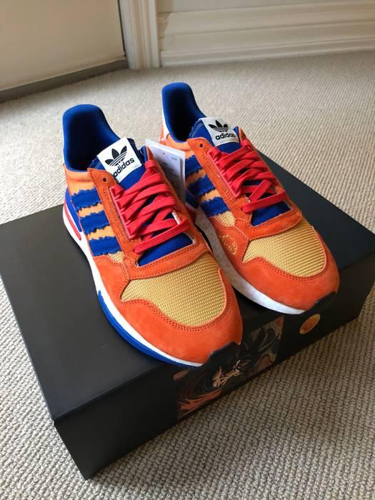 Adidas Adidas ZX 500 RM Dragon Ball Z Son Goku Size 11 - Low-Top ... 7115b39c3