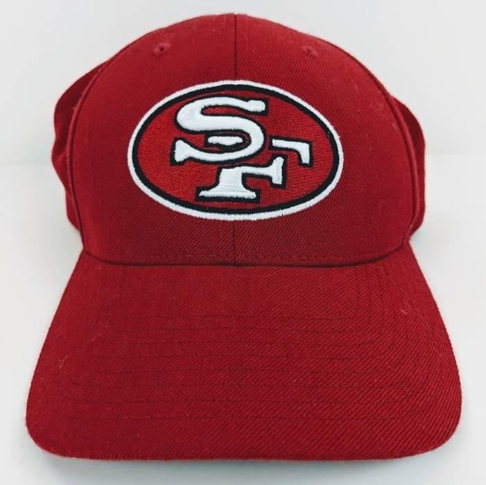 3e50776fbb8 Mitchell   Ness. San Francisco 49ers Mitchell   Ness Snapback NFL Vintage  Hat