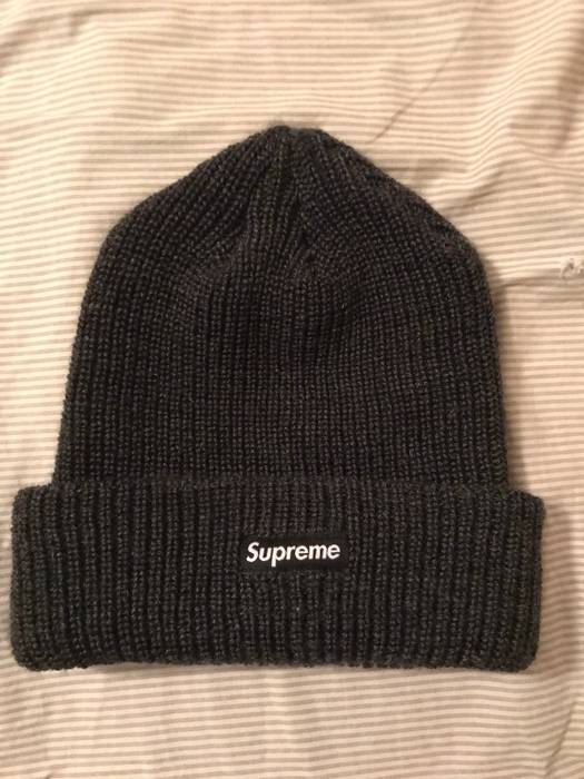 Supreme Supreme Small Box Logo Beanie Size one size - Hats for Sale ... 53d01636090