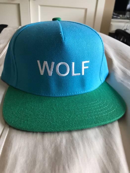Odd Future ODD FUTURE WOLF HAT Size one size - Hats for Sale - Grailed 8ce1e41004e7