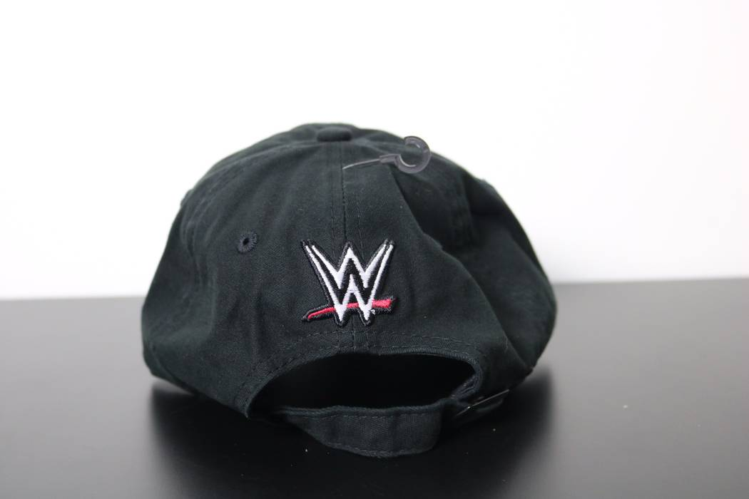 outlet store 0acd2 49b0e ... reduced wwe new wwe the rock wwf dad hat size one size 1 4f3ee 46abd