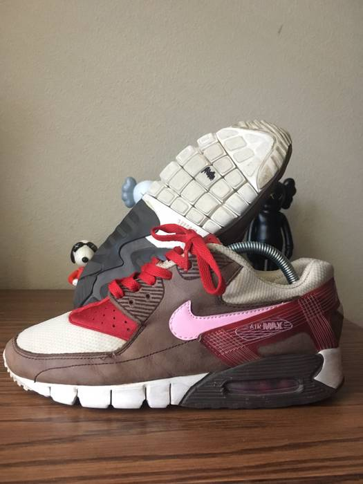 the latest fb06b 181dd Nike. Nike Air Max 90 Current DQM Bacon
