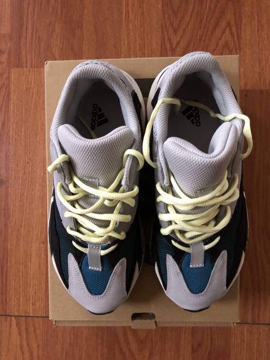 0e58104b648 Adidas Kanye West Yeezy Boost 700 Wave Runner Size 7 - Low-Top ...