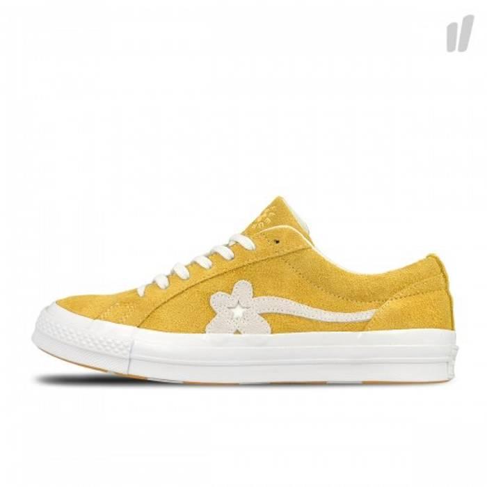 70c9edb14ff Converse Converse X Golf Le Fleur Yellow Size US 7 Size 7 - Low-Top ...