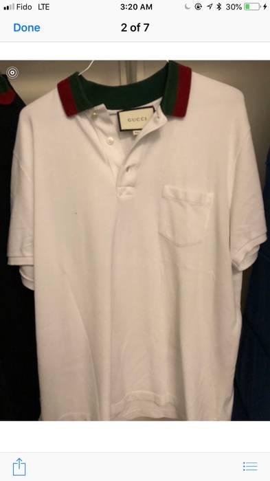 4e119992c44b Gucci Gucci Classic Collar Polo Size xxl - Polos for Sale - Grailed