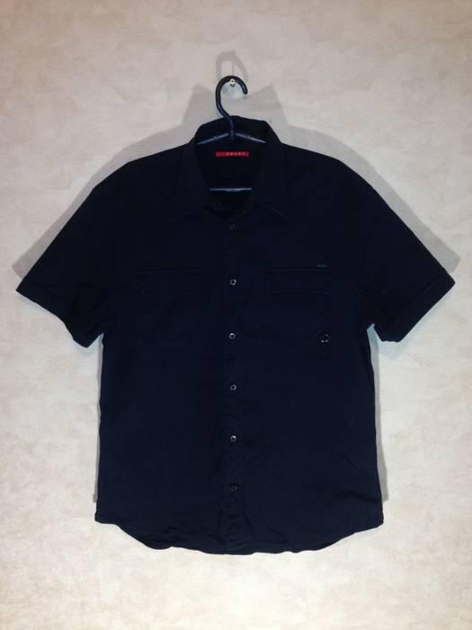 8b2fedb32c72 Prada Prada Summer Shirt Size m - Shirts (Button Ups) for Sale - Grailed