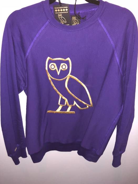 5518eabb2974a3 Octobers Very Own OVO OG Owl Crewneck Size m - Sweatshirts   Hoodies ...