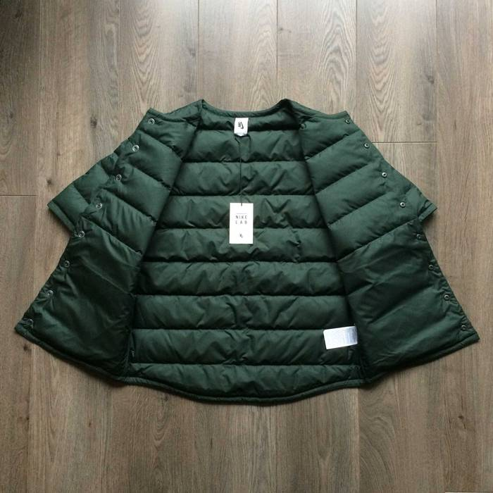 Nike Nike NikeLab Essentials Puffer Jacket Outdoor Green size small Size US  S   EU 44 589685f71