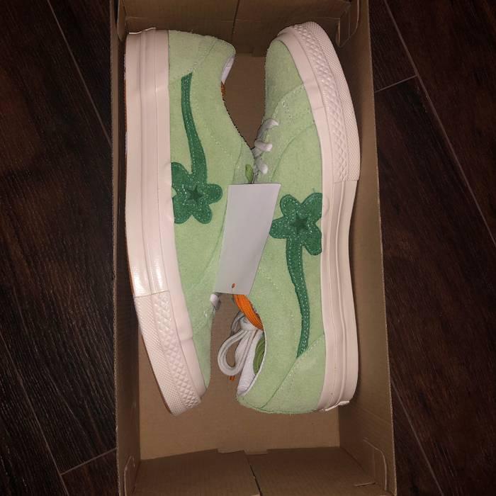 Converse Lime Green Golf Le Fleur Shoes Brand New Size 10 Size US 10   EU 413c0c0e8