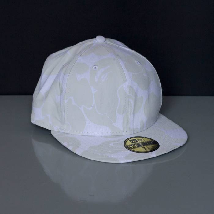 Bape Kith x A Bathing Ape x New Era Camo 59Fifty Cap Size one size ... bcce486d681b