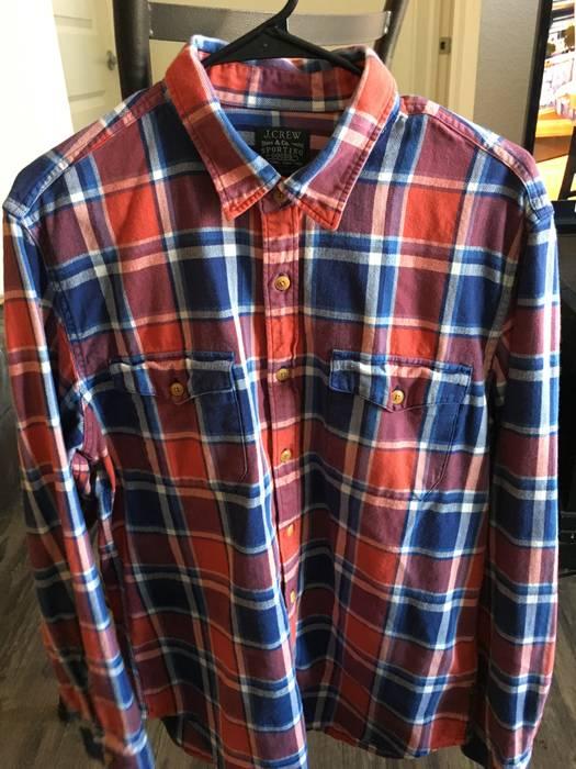 a9b5203c J.Crew jcrew flannel Size l - Shirts (Button Ups) for Sale - Grailed