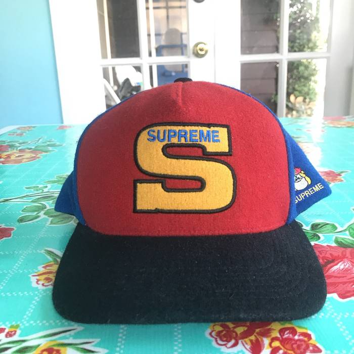Supreme Supreme Snapback Hat Size one size - Hats for Sale - Grailed e3d44c11214