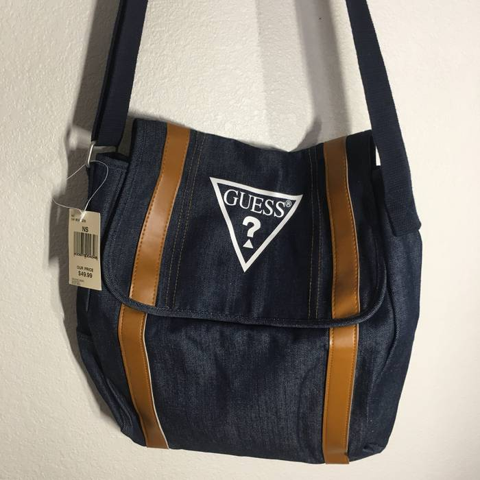 Guess Brand New Denim Guess Crossbody Bag Size one size - Bags ... 62bcac13a47fd