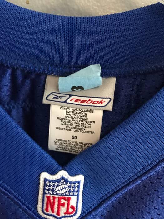 Reebok Indianapolis Colts Jersey Fanbuzz Size xl - Short Sleeve T ... 2203e2723