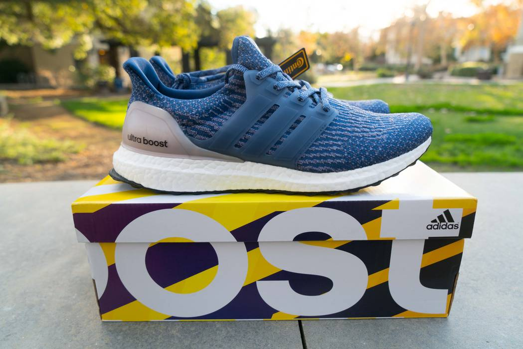 4ec21349e Adidas Ultra Boost 3.0 Mystery Blue W Size 10 - Low-Top Sneakers for ...