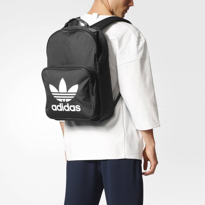 Adidas Originals Classic Trefoil Backpack Size one size - Bags ... 4da28806e499b