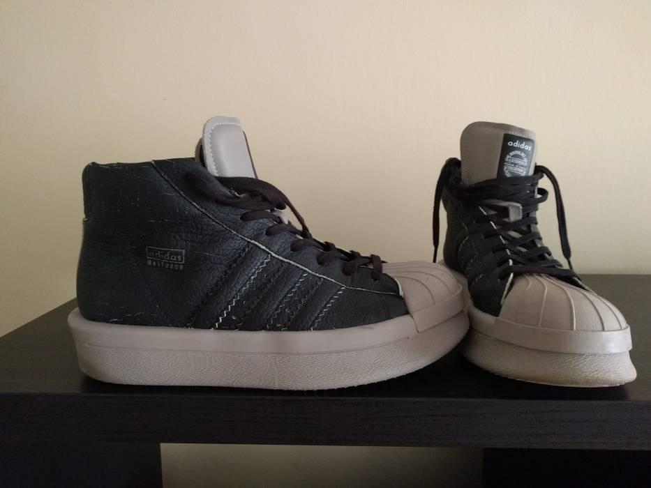 competitive price 75040 48494 Adidas Rick Owens x Adidas Mastodon Pro Model Size US 11.5   EU 44-45