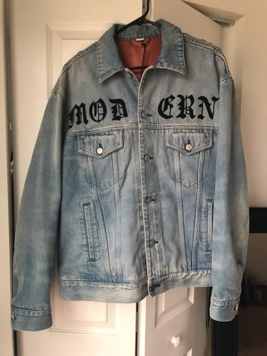 c6449fc9f9f6 Gucci Blue Oversize Denim Jacket Size m - Denim Jackets for Sale ...