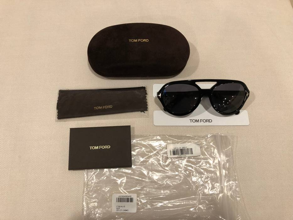 Tom Ford Tom Ford  Henri Aviator  Sunglasses Size one size ... 2d7c10752836