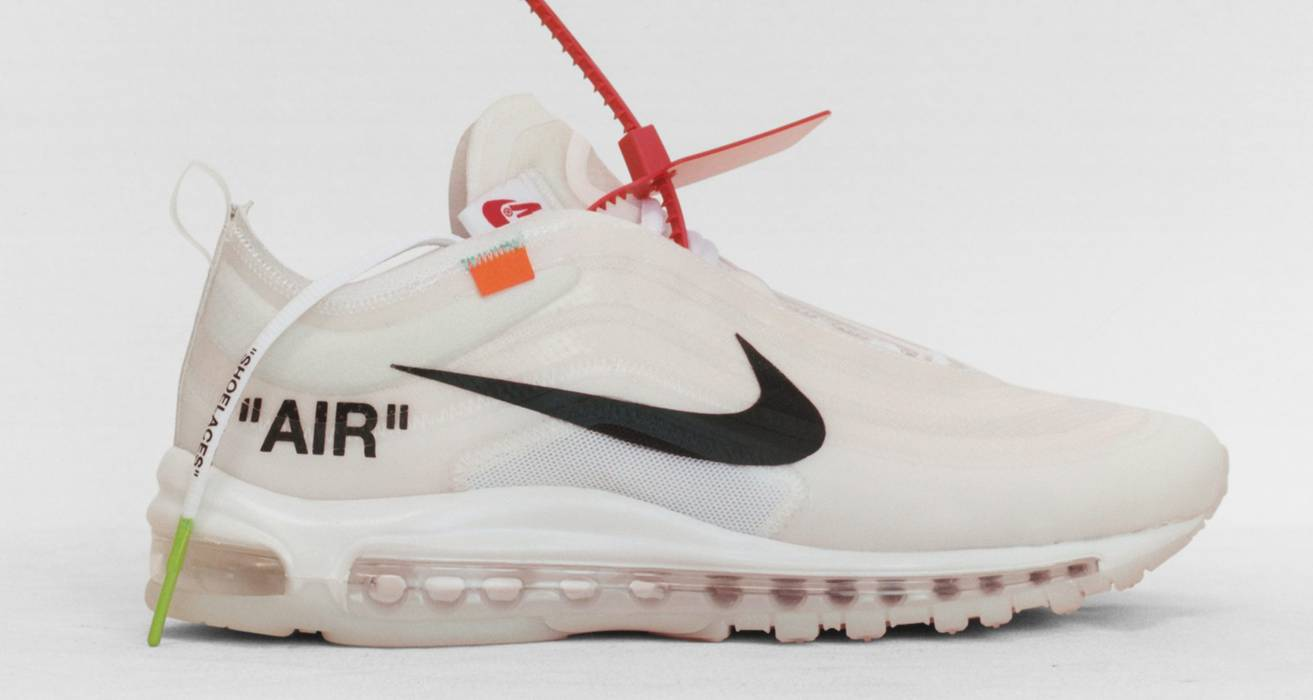 77b2c56cea2 Nike Air max 97 off white Size 9 - Low-Top Sneakers for Sale - Grailed