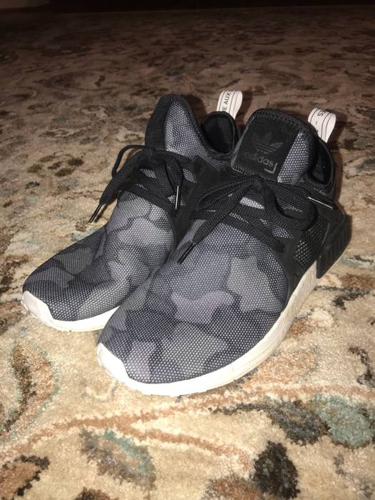 702d18f11 Adidas NMD XR1 Duck Camo Black Size 11 - Low-Top Sneakers for Sale ...