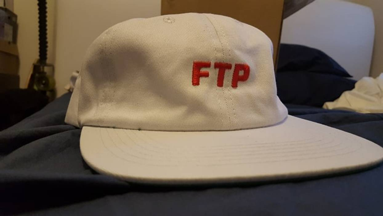 332fd2178a3 Fuck the population white hat size one size hats for sale jpg 1245x700 Ftp  hat white