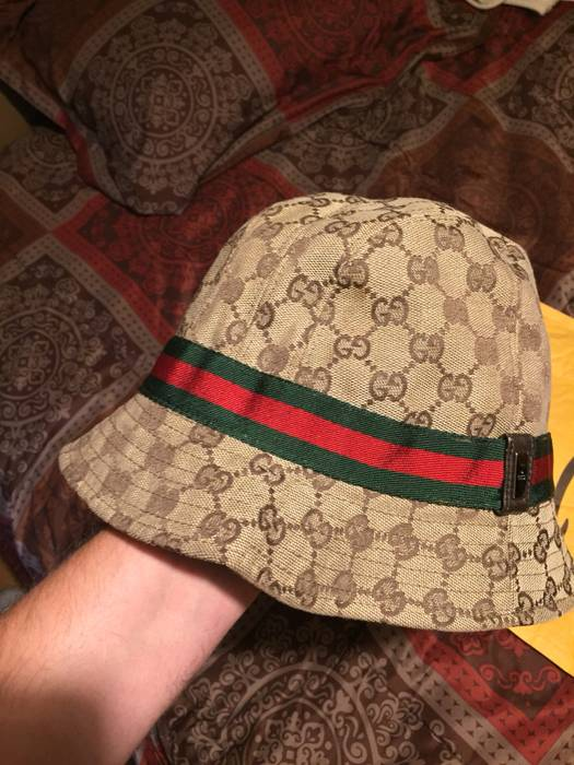 dce073ba009 Gucci Gucci Bucket Hat Size one size - Hats for Sale - Grailed