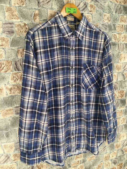 Vintage Vintage Saugatuck Flannel Shirt Men Women Medium Multicolor